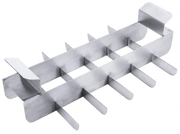 Schneidgitter GN 1/1 Höhe: 65 cm Anzahl der Fächer: 15 Portionsgröße: 9,5 cm x 10 cm