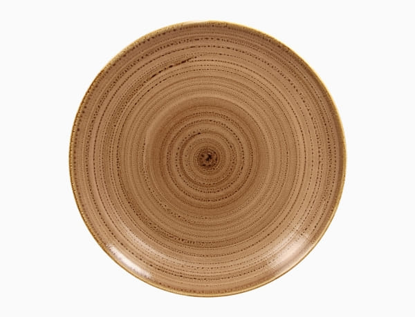 RAK Teller flach rund Ø 31 cm Shell Twirl