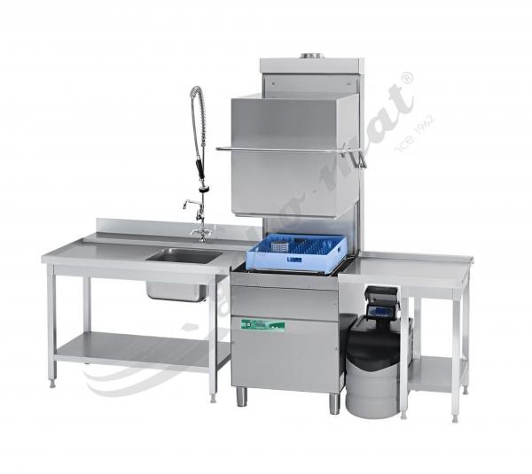 gel-o-mat Durchschubspülmaschinen (E Complete 3000 Rechts)