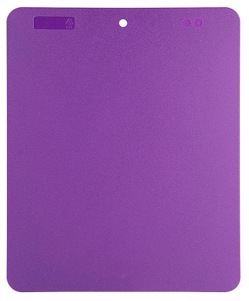 Schneidunterlage / -matte HACCP 4 Matten Länge: 37 cm Breite: 29 cm Stärke: 2 mm violett