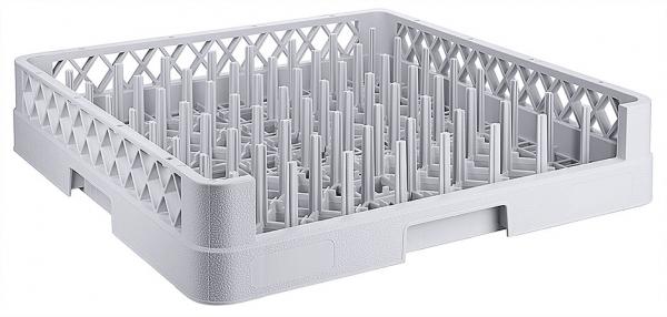 Geschirrspülkörbe für Tabletts Länge außen: 50 cm Breite außen: 50 cm Höhe außen: 10 cm