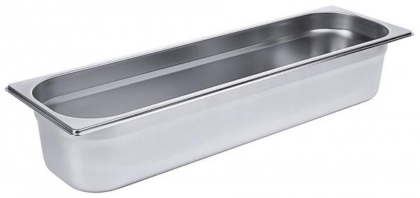 GN-Behälter 2/4 Tiefe: 100 mm Volumen: 6 l