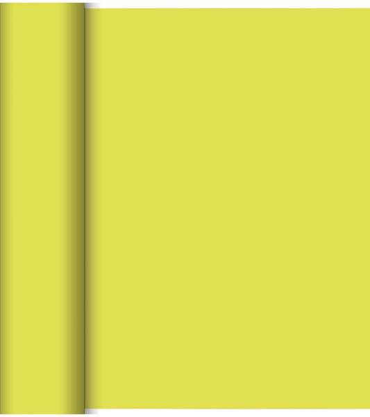 4 Dunicel-Tischläufer Tete a Tete 40 cm x 1,20 m 20 Abschnitte kiwi