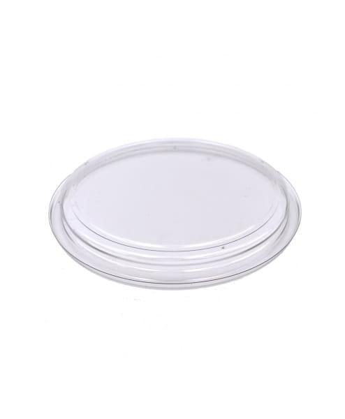 Deckel PET für Deli-Container Ø117 mm klar (für 428010,20,21,22,23)