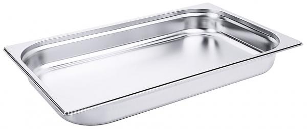 GN-Behälter 1/1 Tiefe: 65 mm Volumen: 9 l (7011/065)