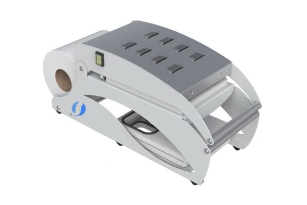 Siegelgerät für Siegelmenüschalen aus PP, PET, Bagasse und Kraftpapier