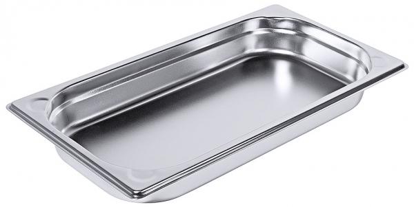 GN-Behälter Serie 8600 1/3 Tiefe: 40 mm Volumen: 1,5 l