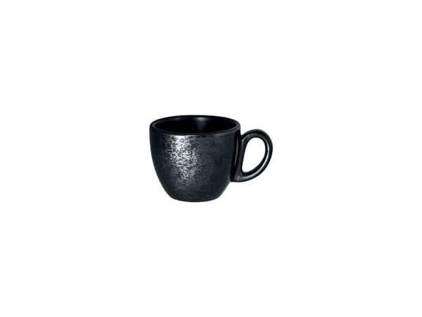 RAK Espressotassen Karbon schwarz (KR116CU08)