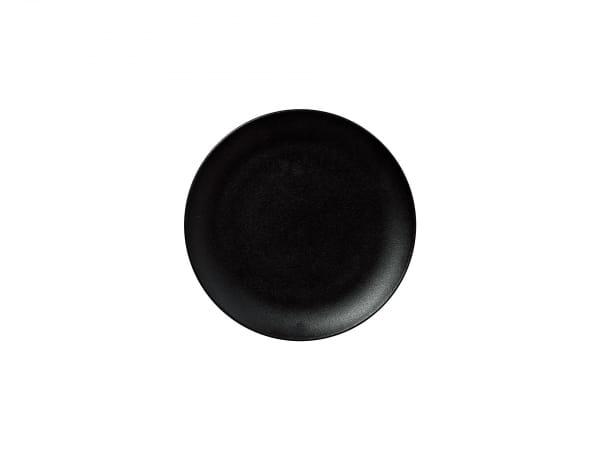RAK Teller flach coupe Ø 18 cm NEOFUSION black