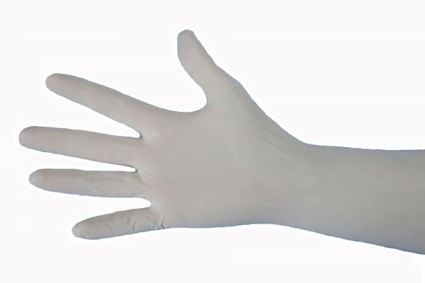 Nitril Handschuhe puderfrei S weiß
