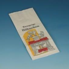 """10 x 100 Hähnchenbeutel """"Max & Moritz"""" 1/2 Alu-Kaschier"""