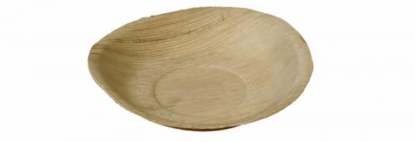 Palmblatt Teller Ø 18 cm 100
