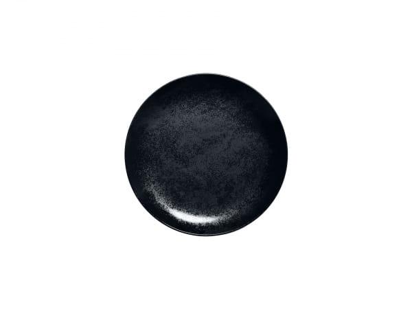 RAK Teller flach rund 18 cm KARBON (KRNNPR18)