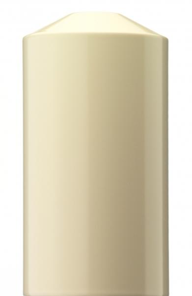 Candola Zierhülle beige für Candol Tischlampe Hülle 112 L - 6 Stück