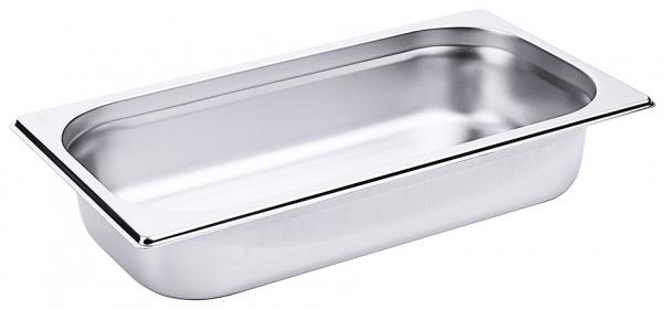 GN-Behälter 1/3 Tiefe: 65 mm Volumen: 2,5 l