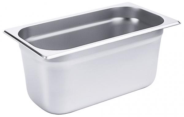 GN-Behälter 1/3 Tiefe: 150 mm Volumen: 5,7 l
