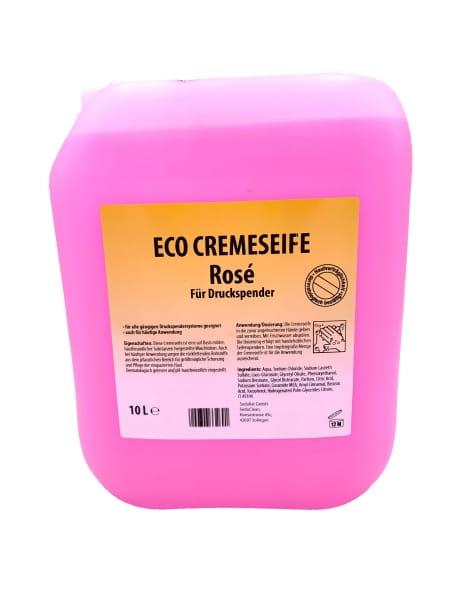 Seifencreme Rosé 10 Liter Kanister