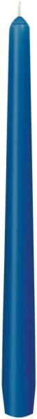 Leuchterkerzen Ø 22 mm Höhe 25 cm dunkelblau