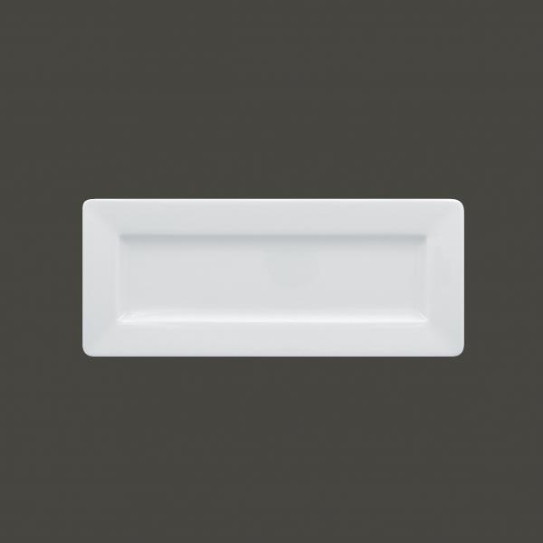RAK Teller rechteckig 29 x 12 cm ACCESS weiß (ASRP29)