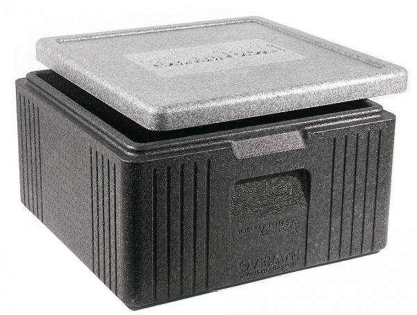 Thermobox Länge innen: 34,5 cm Breite innen: 34,5 cm Höhe innen: 17 cm