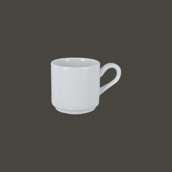 RAK Espressotasse 9 cl Ø 6 cm Ht. 6 cm weiß (ASSC09)