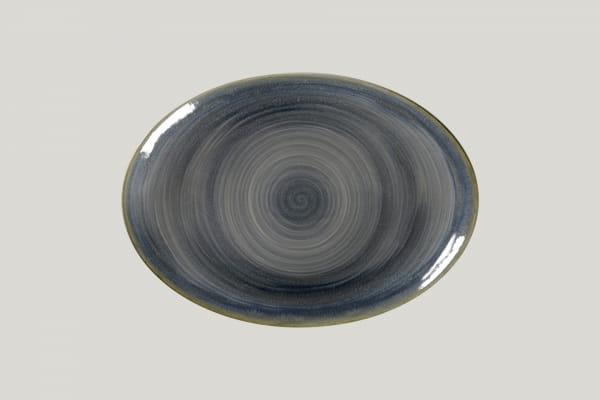 RAK Platte oval L 32 cm B 23 cm RAKSTONE / SPOT Jade (SJDNNOP32)