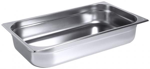 GN-Behälter Serie 8600 1/1 Tiefe: 100 mm Volumen: 14 l