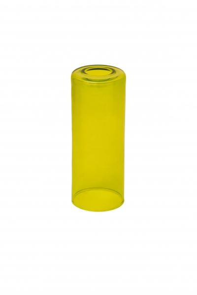 Candola Glaszylinder klar, lemon grass (Type: A) - 6 Stück
