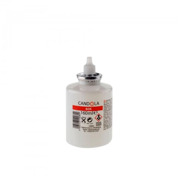 Candola Austauschflasche 80K 160 ml Brenndauer bis 60h - 24 Stück