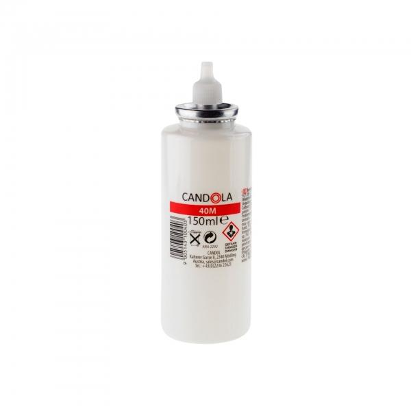 Candola Austauschflasche 150 ml Brenndauer bis 60h - 24 Stück (40 M)