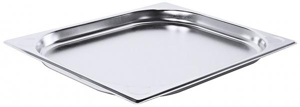 GN-Behälter Serie 8600 1/2 Tiefe: 20 mm Volumen: 1,25 l