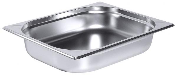 GN-Behälter Serie 8600 1/2 Tiefe: 65 mm Volumen: 4 l