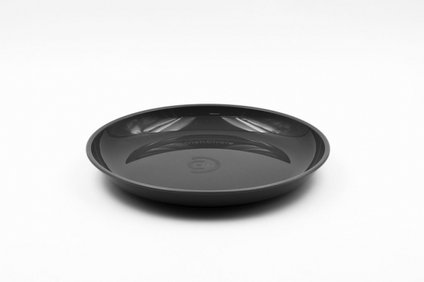 DishCircle Teller tief 26 cm Ø aus robustem Kunststoff