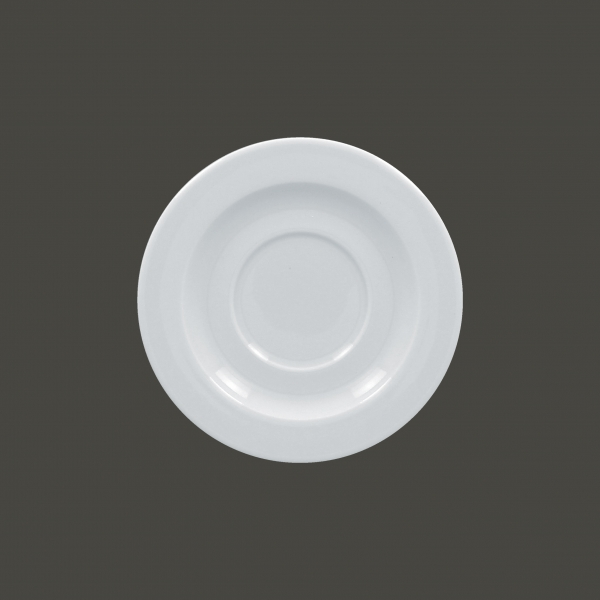 RAK Untertasse Ø 17 cm Ht. 2 cm weiß (ASSA17)