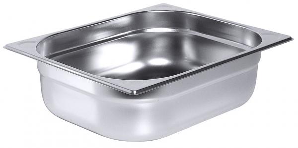 GN-Behälter Serie 8600 1/2 Tiefe: 100 mm Volumen: 6,5 l