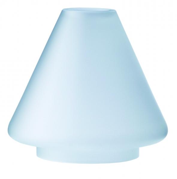 Candola Glasschirm für Delia milchig 021 (Type: S)