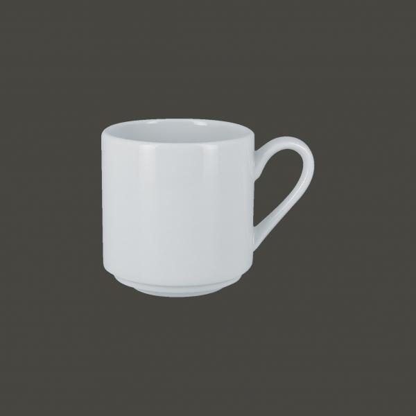 RAK Kaffee- /Teetasse 23 cl Ø 8 cm Ht. 8 cm weiß (ASSC23)