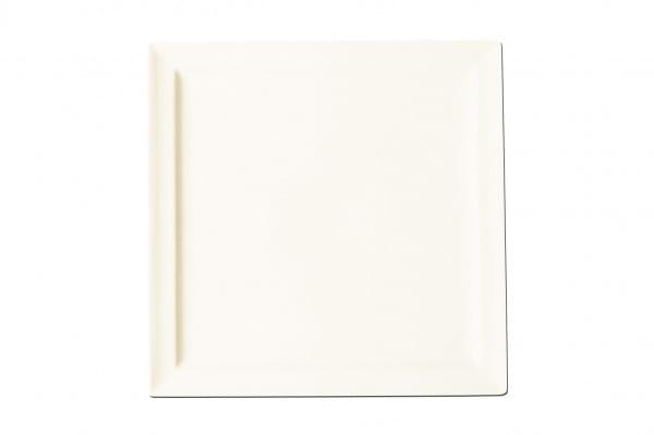Teller flach quadratisch 24 x 24 cm (CLSP24)