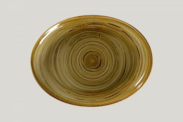 RAK Platte oval L 36 cm B 27 cm RAKSTONE / SPOT garnet (SGRNNOP36)