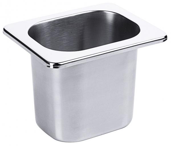GN-Behälter 2/24 Tiefe: 100 mm Volumen: 0,75 l