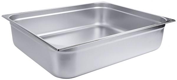 GN-Behälter 2/1 Tiefe: 150 mm Volumen: 42,5 l