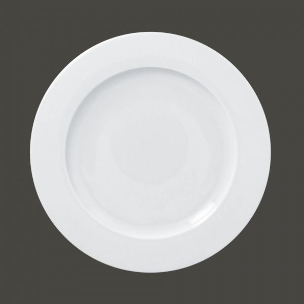 RAK Teller flach Ø 27 cm (stapelbar,verstärkte Kanten) weiß (ASFP27)