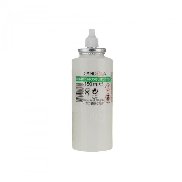 Candola Austauschflasche MOSQUITO STOP 40MMS 150 ml Brenndauer bis 50h -24 Stück