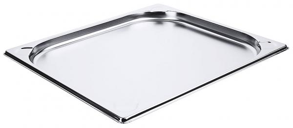 GN-Behälter Serie 8600 2/3 Tiefe: 20 mm Volumen: 1,5 l