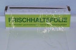 6 Rollen PE-Frischhaltefolie in Box 30 cm x 300 m