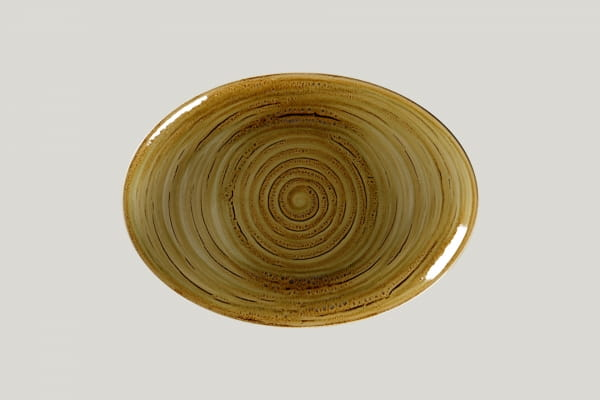 RAK Platte oval L 32 cm B 23 cm RAKSTONE / SPOT garnet (SGRNNOP32)
