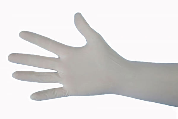 Nitril Handschuhe puderfrei XL weiß
