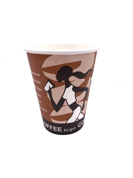 """Paper Cups """"Coffee to go"""" 12 oz / 300 ml Ø 90 mm"""