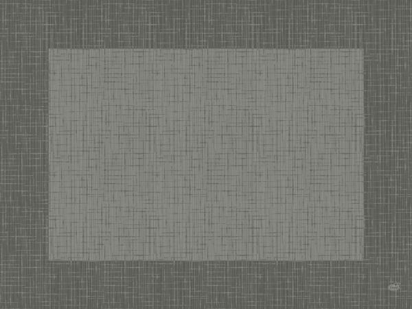 DUNI Tischsets Dunicel 30 x 40 cm Linnea granite grey 5 x 100