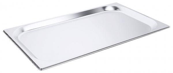 GN-Behälter 1/1 Tiefe: 20 mm Volumen: 2,5 l